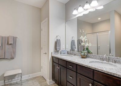 Master with Walk-in Shower